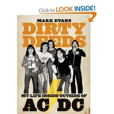Dirty Deeds: My Life Inside/Outside of AC/DC  from Mark Evans