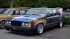 rat look volvo 740