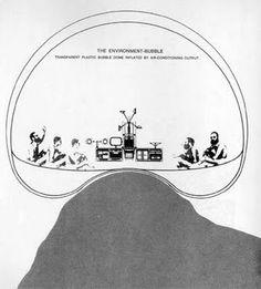 environment-bubble (1965) de Reyner Banham and Francois francois dallegret
