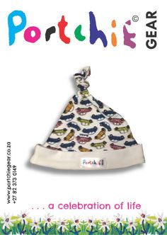 Baby beanie by #portchiegear - www.portchiegear.co.za Baby Grows, Famous Artists, Coin Purse, Beanie, Clothing, Prints, Baby Jumpsuit, Outfits, Coin Purses
