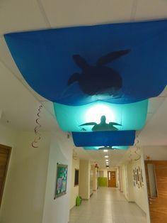 Ocean Themed Classroom The Charming Classroom                                                                                                                                                                                                                                                                                                                               312 saves…