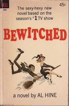 Bewitched Novel. Book Collection, Cover, America, Comics, Books, Movie Posters, Ebay, Tv Shows, Livros