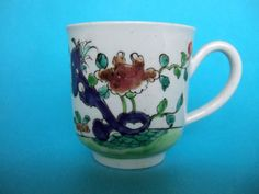 A Liverpool, Phillip Christians Factory Coffee Cup.c.1770.  £77