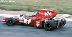 1972 GP RPA (Ronnie Peterson) March 721 - Ford