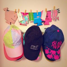 Want more preppy hats and koozies for your collection?    Check out countryclubprep.com!