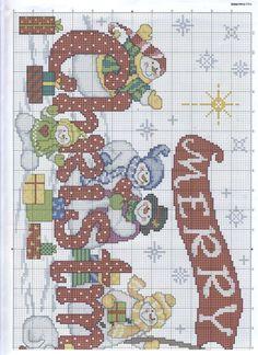 Gallery.ru / Фото #13 - Enjoy Cross Stitch 10 Christmas 2013 - alvaraya