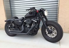 Harley Davidson sportster forty eight #harleydavidsonsporster #harleydavidsonbobbersfortyeight