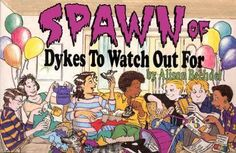 Cover image for Spawn of dykes to watch out for