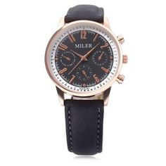 MILER A8298 Women Quartz Watch #women, #men, #hats, #watches, #belts, #fashion