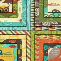 S'More Love by Eric and Julie Comstock for Moda by PinkDoorFabrics