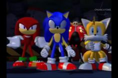 Team Sonic  Sonic Heros