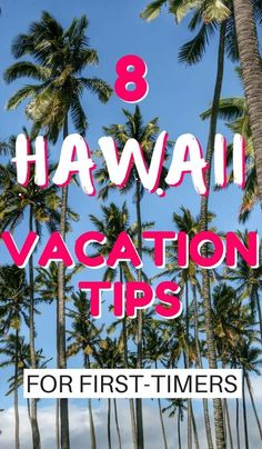 Are you in the planning stage of your first Hawaii vacation and looking for more information and advice to help you make the most of it? Look no further! Click through to read our tips now...