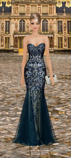 Wedding at Versailles