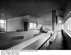 Le Corbusier - Villa Stein