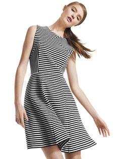 Joe Fresh™ Stripe dress