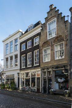 https://flic.kr/p/DKLDwB | Groenmarkt, hoek Visbrug, Dordrecht