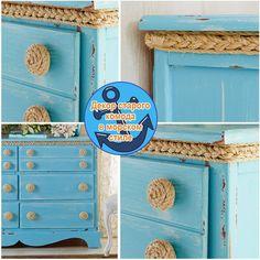 Decor, Furniture, Home Decor, Dresser, Ombre Dresser