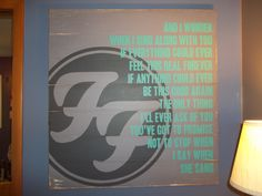 Foo fighters love!