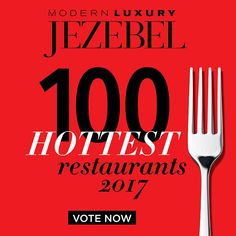 It's time to dig in to JEZEBEL's 100 Hottest Restaurants 2017, and Lucky's Burger & Brew needs your help! Click here to vote for us TODAY: http://www.modernluxury.com/jezebel/100-hottest