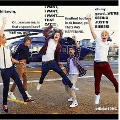 Ahahhaa, you would only get this if your a real directioner :D