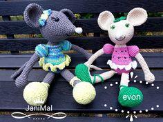 Přítelkyně   7 / 2018  JaniMal + evon Teddy Bear, Animals, Hobbies, Animales, Animaux, Teddy Bears, Animal, Animais