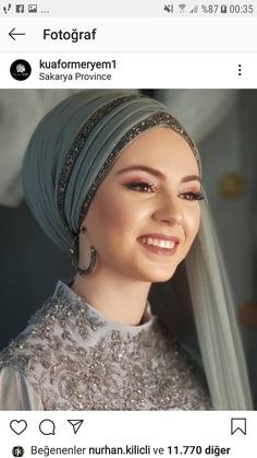 There are different rumors about the annals of the wedding dress; tesettür First Narration; Turban Hijab, Turban Mode, Hijab Gown, Hijab Style Dress, Muslim Wedding Gown, Muslimah Wedding Dress, Muslim Wedding Dresses, Wedding Hijab, Dress Wedding
