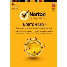 #2: Norton 360 6.0 EN - 1 User/ 3PC