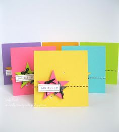 Card Gift Set by Shelly