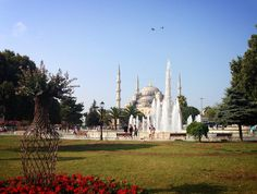 Things To See: ISTANBUL
