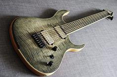 Vandermeij Guitars 7-string