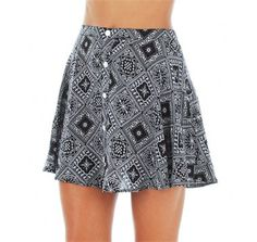 Rip Curl | Womens | Belle Patchwork Skirt - Ozmosis
