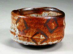 shino tea bowl - Google Search