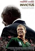Invictus avec Morgan Freeman et matt Damon