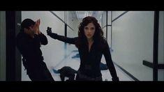 Scarlett Johansson as Black Widow In Iron Man 2 (Fight Scene) 16:9 TRUE HD. I WANT TO BE HER.