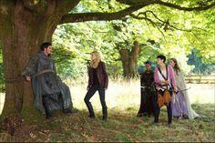 Captain Hook, Emma Swan, Mulan,Mary Margaret Blanchard, and Princess Aurora #OUAT #OnceUponATime