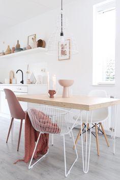 living room ideas – New Ideas Pretty Room, Scandinavian Kitchen, Dream Apartment, Minimalist Interior, Home Decor Styles, Home Decor Inspiration, Living Room Furniture, Kitchen Remodel, Sweet Home