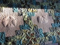 Quilting In The BunkHouse: Beach Quilt