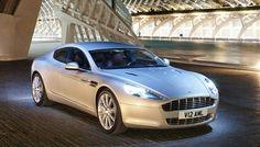 Aston Martin Rapide  Lüks Sedan...