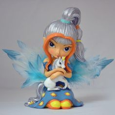 Aurora Amore Jasmine Becket-Griffith Fairy Figurine available at www.burningdesiresgifts.com