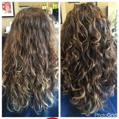 Photo of Wendy Wolfe Curly Hair Specialist - Cedar Park, TX, United States. Before and After Deva dry cut and style, Austin, Cedar Park, Curly Hair Specialist