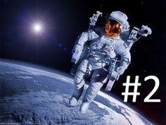 Uzay Hakkında Bilinmeyen 10 Bilgi #2 - Habat Deniz İle En Liste