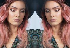 【ρinterest: ⚜ LizSanez✫☽】 //♡ Linda Hallberg Makeup - reveal me Pupa Cosmetics, Melt Cosmetics, Makeup Cosmetics, Makeup Remover, Makeup Brushes, Mermaid Brush, Bare Minerals Makeup, Cosmetic Brush Set, Magical Makeup