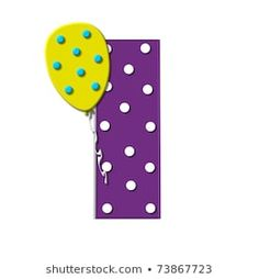 "Imágenes similares, fotos y vectores de stock sobre H, in the alphabet set ""Balloon Spots"", is decorated with polka dotted balloons in multi-colors. Letter is purple with white polka dots. Monogram Alphabet, Alphabet And Numbers, Polka Dot Balloons, Polka Dots, Mandala, Royalty Free Stock Photos, Symbols, Lettering, Purple"