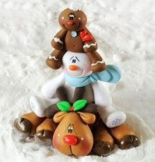 Craft Ideas : Projects : Details : winter-stack-of-friends