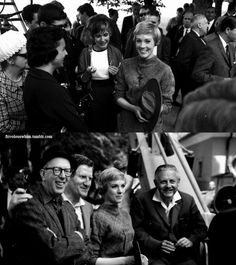 "on the set of ""The Sound of Music"" but seriously that guy In the bottom picture...ha!"