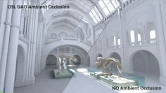 3D Ambient Occlusion