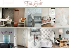 Behang / Wallpaper Feel Good - BN Wallcoverings