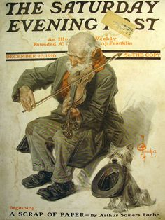 The Saturday Evening Post (December ) by J.C. Leyendecker