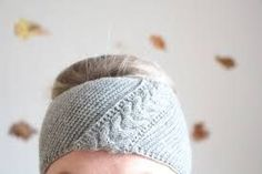 Image result for crochet headwraps: