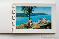 Librillo de postales- Lake of The Ozarks Country- 10 Plastichrome Reproductions -  El Desván de Bartleby C/.Niebla 37. Sevilla